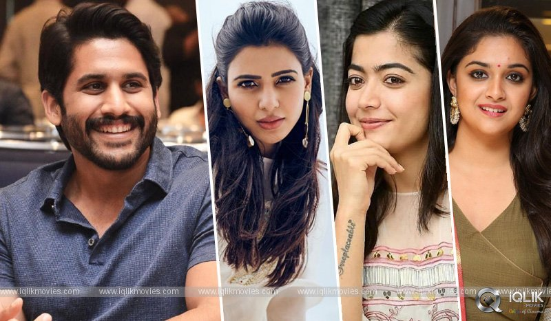 Three heroines in line for Chaitu